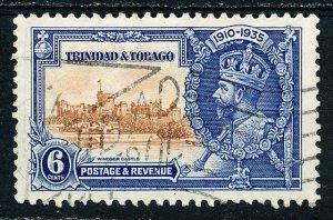 Trinidad & Tobago #45 Single Used