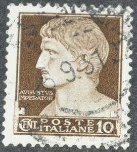 DYNAMITE Stamps: Italy Stamp Scott #215 – USED