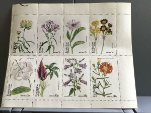 Scotland Eynhallow Holy Island Plants Flowers Prímula Veris    MNH stamps R24017