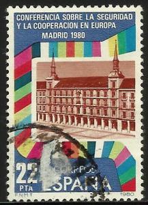 Spain 1980 Scott# 2222 Used
