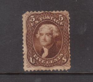 USA #75 Mint