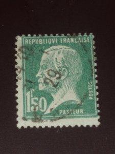 France 1.50 Fr Blue 1925