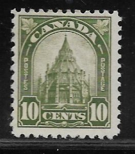 CANADA, 173, HINGED, LIBRARY OF PARLIAMENT