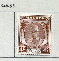 Malaya Kelantan MLH Scott Cat. # 53
