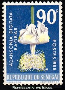 Senegal Scott 278 Mint never hinged.
