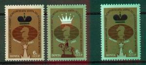 Russia #5079-5080, 5084  Mint  NH  Scott $2.25