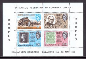 Rhodesia - Scott #240a - MNH - SCV $11