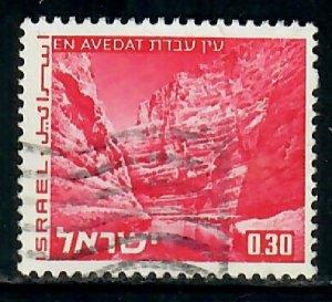 Israel #466 Landscape used single
