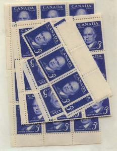 Canada - 1961 Prime Minister Meighen X 100 mint #393