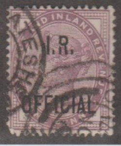 Great Britain Scott #O4 Stamp - Used Single