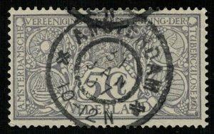 Netherlands, 1906, 5 cents, SG #210, CV $ 34 (Т-7369)