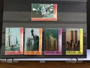 Nevis Statue of Liberty   mint never hinged   stamps R31778