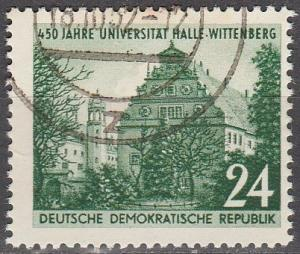 DDR #111 F-VF Used (S203)