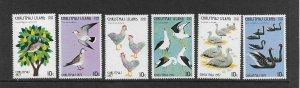 CHRISTMAS ISLAND #86  CHRISTMAS BIRDS  MNH