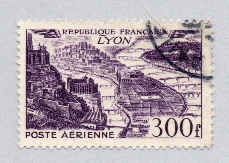 France - Sc# 2C25 Used  /  Lot 0818122