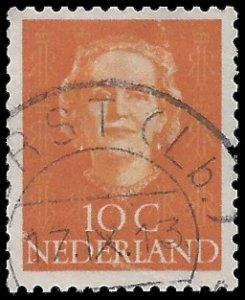 Netherlands #308 1949 Used
