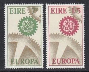 Ireland, Sc 232-233 (SG 229-230), MLH