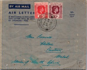 Mauritius, Air Letters