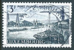 Luxembourg, Sc #459, 3fr Used
