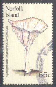 Norfolk Island ~ #309 ~ Local Mushrooms ~ Used