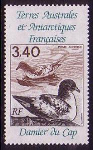 FSAT TAAF Birds Pintado Petrels SG#299 MI#289