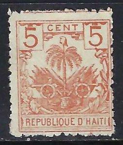Haiti 35 MOG FORGERY 637C-1