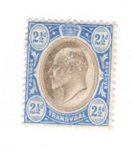 Transvaal #255 MH - Stamp CAT VALUE $16.00