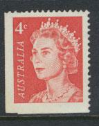 Australia SG 385 - Used  booklet stamp bottom corner left Margin imperf