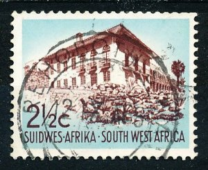 South West Africa #320 Single Used