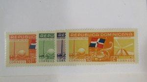 Dominican Republic 342-345 MH