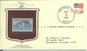 Homestead Act (USFDCPH1198-1)