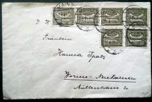 Germany Letter 1921