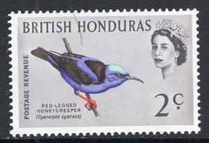 British Honduras 168 Bird MNH VF