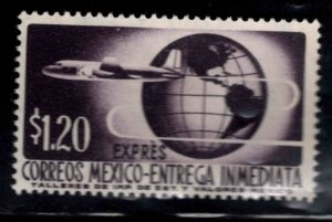MEXICO Scott E19 MNH** 1962 Special Delivery wmk 300