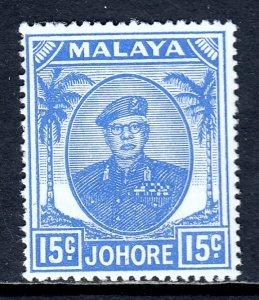 Malaya (Johore) - Scott #140 - MNH - SCV $3.50