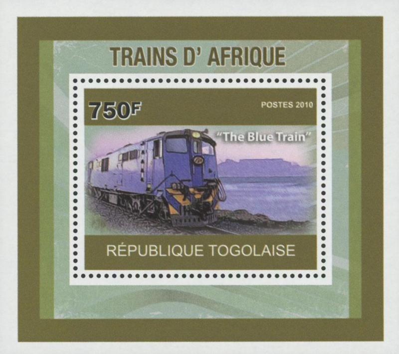Togo African Trains