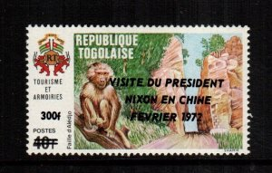 Togo  804  MNH  $ 3.25