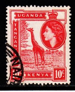 Kenya, Uganda, Tanzania - #104 Giraffe - Used