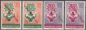 Haiti #B14-7  MNH VF (SU1904)