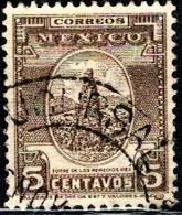 Tower of Los Remedios, Mexico stamp SC#732 used