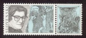 Slovakia Sc# 608 MNH Stamp Day 2010 / Karol Ondreicka