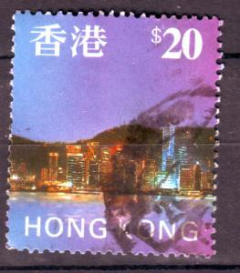 J4617 JLstamps @20%SCV 1997 hong kong used #777 $5.25v view