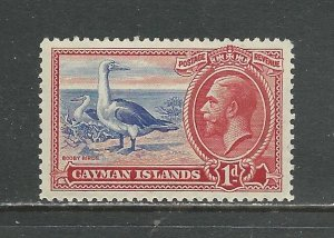 Cayman Islands Scott catalog # 87 Unused HR