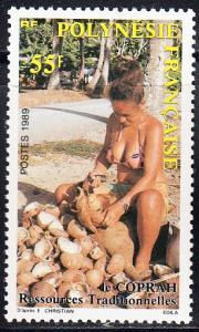 FRENCH POLYNESIA # 505-506 Mint NH - Polynesie Francaise Yvert 326-327