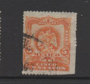 Mexico Scott# 307   used Single