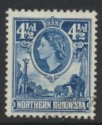 Northern Rhodesia  SG 67 SC# 67 Used - see details