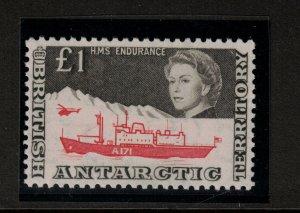 British Antarctic Territory #24 Very Fine Never Hinged