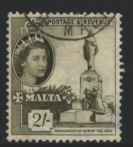 Malta Sc#258 Used