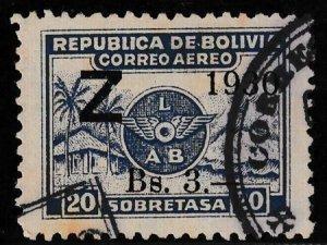 Bolivia 1930 SC C25 Used