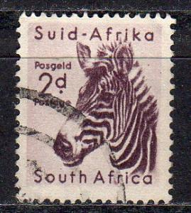 South Africa 203 - Used - Zebra (2)